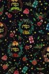 Бумага упаковочная новогодняя С Новым годом