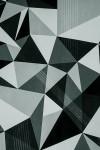 Бумага упаковочная Геометрическая