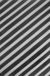 Бумага упаковочная двусторонная Стильный черный
