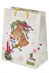 Пакет подарочный новогодний Волшебный звон