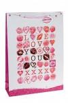 Пакет подарочный Лабиринт любви