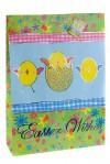Пакет подарочный Цыплята