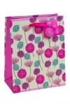 Пакет подарочный Цветочное поле