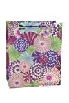 Пакет подарочный Цветочный салют