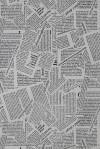 Бумага упаковочная Газетные вырезки