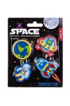 Набор ластиков В космос