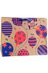 Пакет подарочный Разноцветные шарики