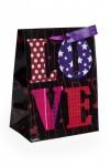 Пакет подарочный Лиловая любовь