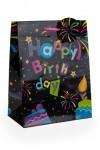 Пакет подарочный Праздничный фейерверк