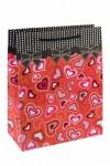 Пакет подарочный Цвета романтики