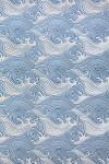 Бумага упаковочная Морская пена