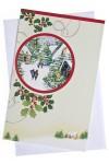 Открытка подарочная новогодняя В предверии праздника