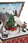 Украшение новогоднее светящееся Новогодняя ночь