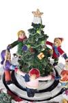 Украшение новогоднее светящееся Вокруг елки