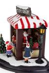 Украшение новогоднее светящееся Магазин игрушек