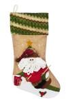 Рождественский носок Новогодние забавы