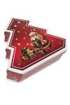 Набор шаров елочных Дед Мороз и снеговик