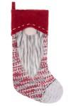 Рождественский носок Гномик