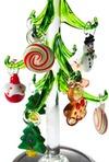 Набор новогодних украшений Елка с игрушками