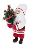 Украшение новогоднее Дед Мороз с праздничной елочкой