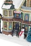 Украшение новогоднее светящееся Заснеженный особняк