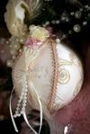Украшение елочное Пастельный шар