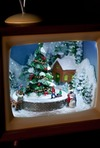 Украшение новогоднее Телевизор
