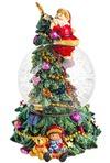 Украшение новогоднее музыкальное Шар - Рождественская елка