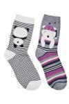 Набор носков женских Слиппинг