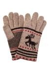 Перчатки Олененок