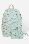 Рюкзак  школьный Котики