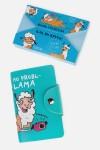 Визитница Ламы