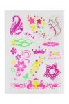 Набор тату-наклеек для тела Для принцесс