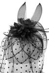 Заколка для волос Шляпка с ушками