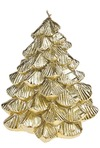 Свеча Золотая елочка
