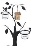 Подсвечник для 2-х свечей-табл. Прекрасное дерево