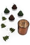 Набор подарочный Шишки-елочки