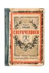 Обложка на паспорт Сверхчеловек (кожа)