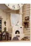 Часы настенные Домик Домового