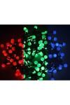 Гирлянда 5м, 30 диодов, цвет RGB Мультишарики