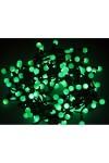 Гирлянда 20 м, 200 диодов, цвет зеленый Мультишарики