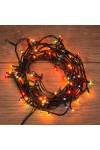 Гирлянда универсальная 140 ламп накаливания мультиколор Гирлянда универсальная 140 ламп накаливания МУЛЬТИКОЛОР 6 метров с контроллером
