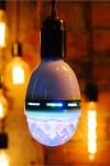 Диско-лампа светодиодная Диско-лампа светодиодная e27, 230 В