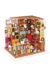 Интерьерный конструктор Sam's bookstore (Книжная лавка)