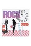 Часы настенные Rock-n-Roll