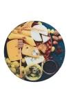 Блюдо вращающееся для сервировки стола Сырная тарелка