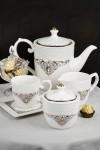Чайный сервиз 15 предметов Лунная соната