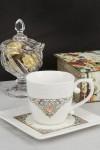 Чайный сервиз 12 предметов Лунная соната