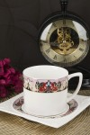 Чайный сервиз 12 предметов Царственная лилия