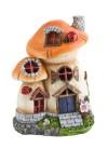 Фигурка садовая Грибной домик